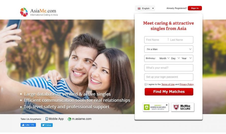 Asia Me Dating Review