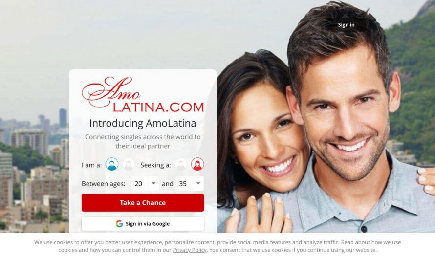 Amo Latina Dating Review