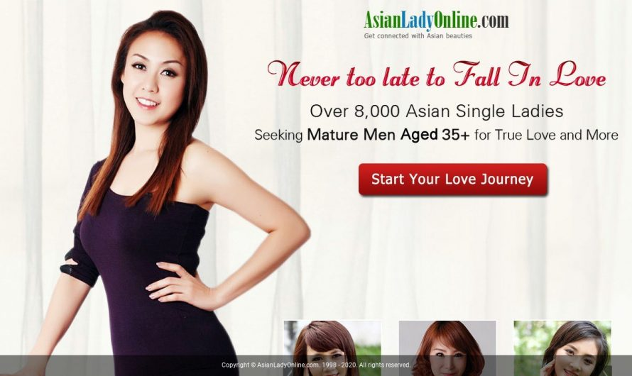 Asian Lady Online Dating Review