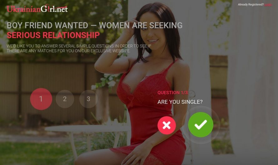 UkrainianGirl.net Dating Review