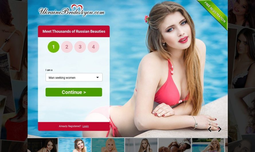 UkraineBrides4you Website